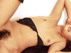 Horny Japanese model Erena Kurosawa in Best JAV uncensored Hairy scene