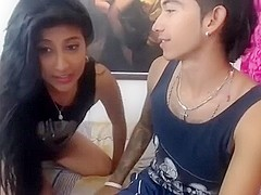 gerardandbibi livecam movie on 2/1/15 14:11 from chaturbate
