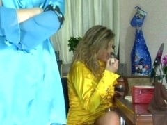 Pantyhose1 Clip: Irene and Nora