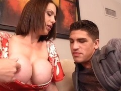 McKenzie Lee & Bruce Venture in My Friends Hot Mom