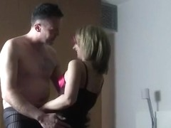 This real amateur couples vid shows me having a fuck