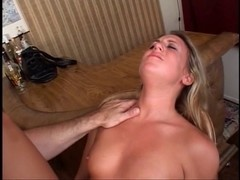 Golden-Haired youthful wench fucking penis