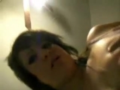 Horny girl self recordered