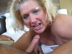 wife sucking a guy at a hotel
