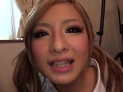 Tachibana Juria in Amateur Japanese porn tube video