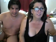 Wife can't wait and she fucked herself on a balcony