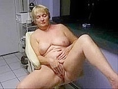 Mature wife masturbating with toys