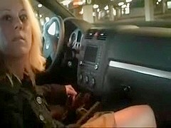 lady wife loves to fuck in public places