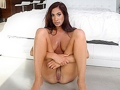 Stacy Jay in Big Beautiful Brown Boobs - Exotic4k Video