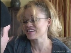 Golden Jade Is A Horny Blond Milf