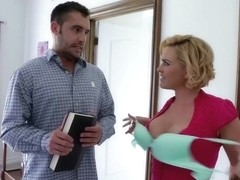 Krissy Lynn & Daniel Hunter in My Dad Shot Girlfriend