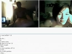 German chatroulette girl part1