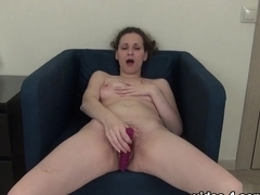 Exotic pornstar in Horny Solo Girl, Redhead adult scene