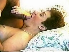 mature wife ann bbc blow
