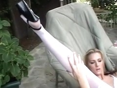 Best pornstar Ashley Long in incredible anal, small tits porn clip