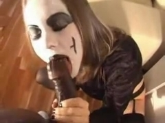 Our halloween oral sex film