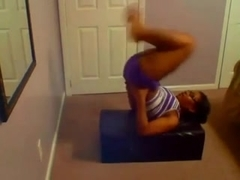 jamaican legal age teenager 'slexible' arse twerker omfg!! - ameman