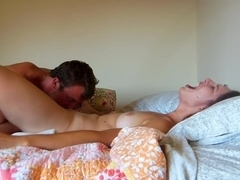 Amateur girlfriend getting rammed hard