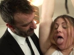 Estella in 1st Porno 4 Degenerate Daddy's Girl - PascalsSubSluts
