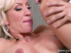 Milfs Like it Big: Making Night Moves. Zoey Portland, Keiran Lee