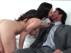 Karlee Grey & Tommy Gunn in My Daughter's Friend And Her Massive... - RealityJunkies