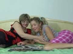 KissMatures Movie: Leonora and Nora