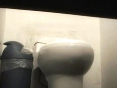 This cam in toilet gives lots of nice ass shots