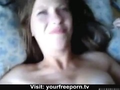 Cutie Gets Her Pussy Stuffed