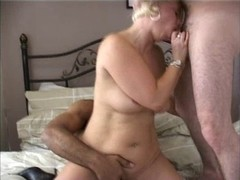British Mother I'd Like To Fuck Julie Group-Fucked