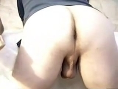 Fingering with lust my lover's ass