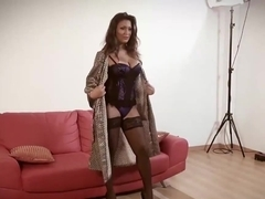 Best pornstars in Crazy Casting, Cumshots xxx clip