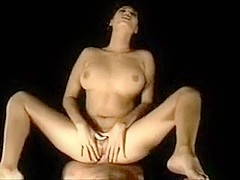 Huge boobs bouncing all over while getting fucked + nice cumshot
