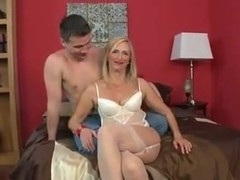 YOUNG MEAT FOR HORNY GRANNIY#4 -B$R