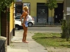 Crazy flashing movie with public scenes 1