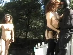 A Girl Joins A Strange Couple For Sex