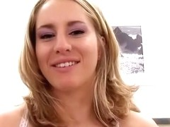 Fabulous pornstar Cassidy Blue in hottest blowjob, cunnilingus adult scene