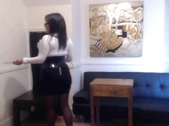 Headmistress Caning