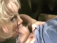 Two Blondes Get It On With Lucky Guys