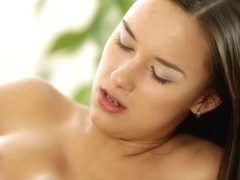 Sensual Massage... with her mouth and pussy