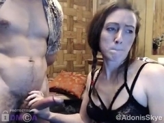 adonisskye amateur record on 06/19/15 05:13 from Chaturbate