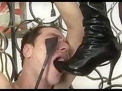 Domination actions from wild Tgirls