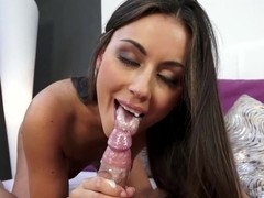 Fingering and fucking Eva Strauss