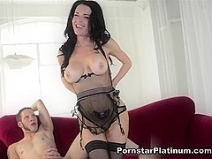 Veronica Avuluv in Fucking My Step Son