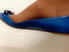 Excellently dangling dior flats