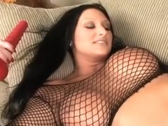 Holly Fucks Her Favorite Big Toy