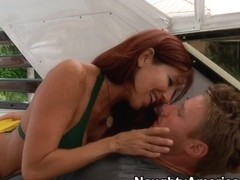 Tara Holiday & Levi Cash in My Friends Hot Mom