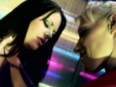 Crazy pornstars Carolyn Reese and Lichelle Marie in amazing blonde, brazilian adult video