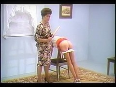 WIVES SPANKED