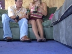 NylonFeetVideos Clip: Gertie and Tobias A