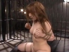 Shiori Kamisaki naughty Asian really enjoys her food
